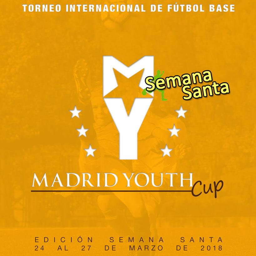 Madrid Youth Cup - Semana Santa 2018